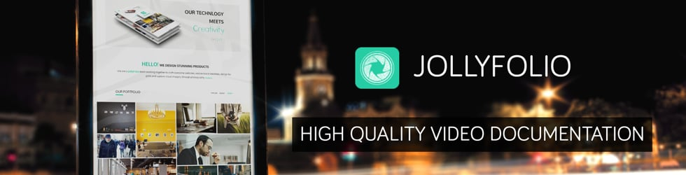 Jollyfolio WordPress Theme Video Guides