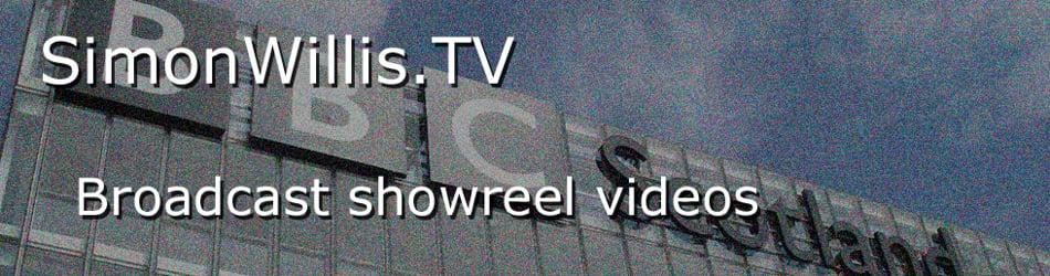 Broadcast showreel videos