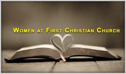 Joy - Study of Philippians - Women at FCC