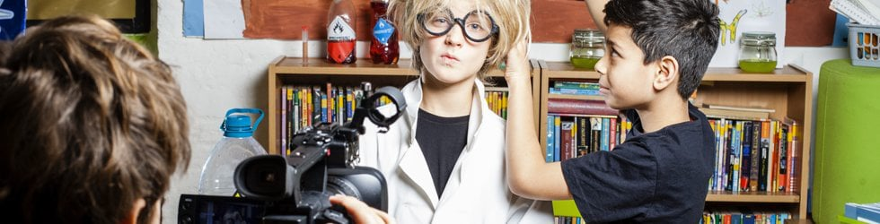 Film in Education Workshops