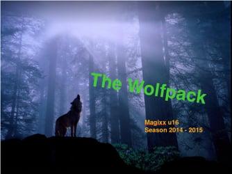 """The Wolfpack"" - Magixx u16"
