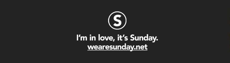 We Are Sunday