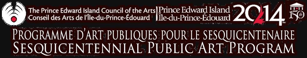 PEI 2014 Sesquicentennial Public Art Commissions