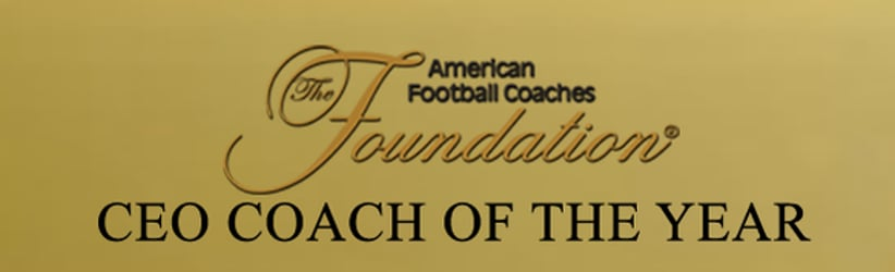 AFCF CEO COACH OF THE YEAR VIDEOS