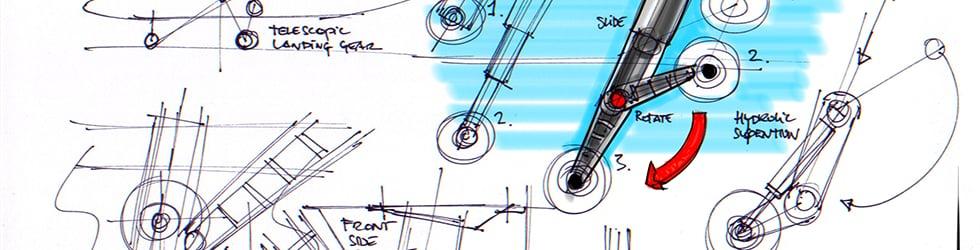Basic Sketching for Aerospace Engineering - September 2014