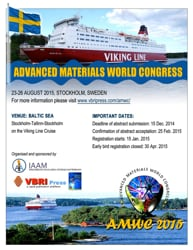 Advanced Materials World Congress