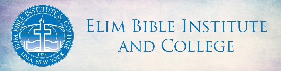 Elim Bible Institute - All Campus Chapel