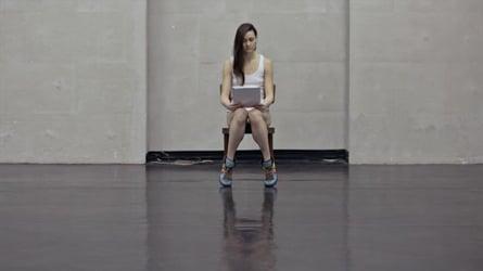 FAiTH/ I was a ballet dancer/ documentary