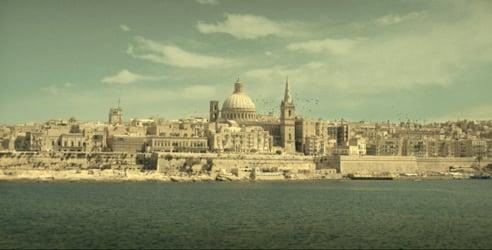 Shot in Malta
