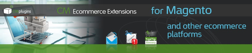 eCommerce Magento Extensions for online Stores and web enterprises by CreativeMinds