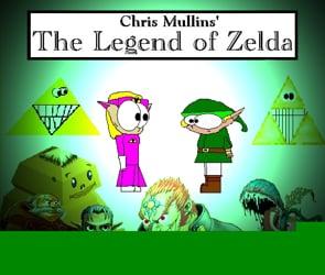 Chris Mullins' Legend of Zelda