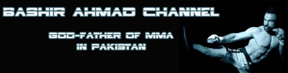 Bashir Ahmad - MMA