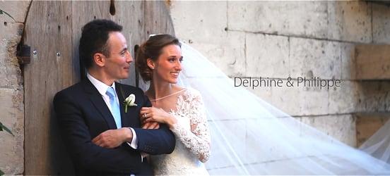 Delphine & Philippe - 27 Septembre 2014 (Château Mont Royal Chantilly)