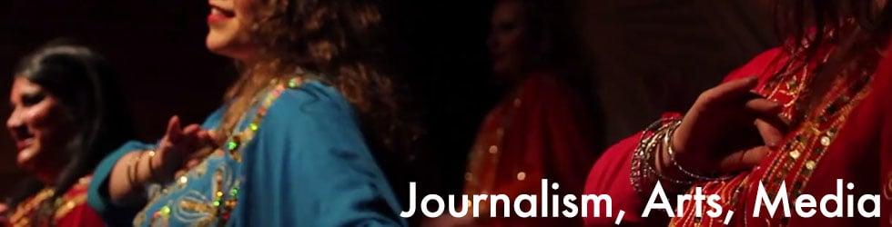 JAM: Journalism, Arts, Media
