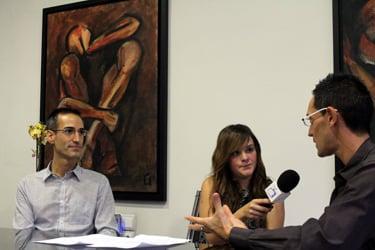 Entrevista a Reverde