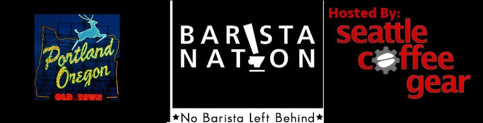 Barista Nation Portland 2014