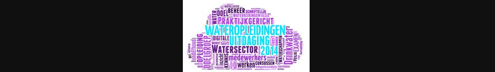 Wateropleidingen Uitdaging 2014