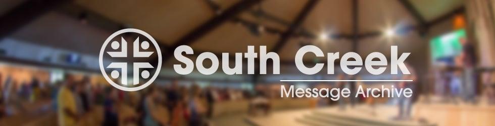 South Creek Message Archive
