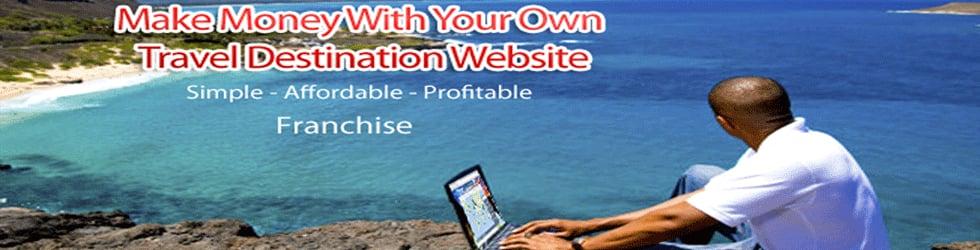 Travel Destination Website Franchise Opportunity