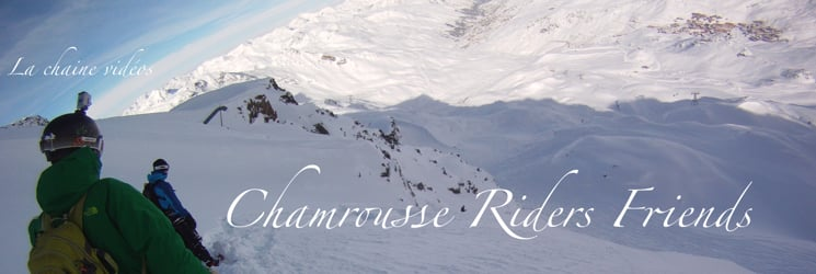 Chamrousse Riders Friends