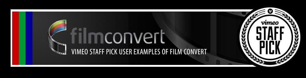 Film Convert Vimeo Staff Picks