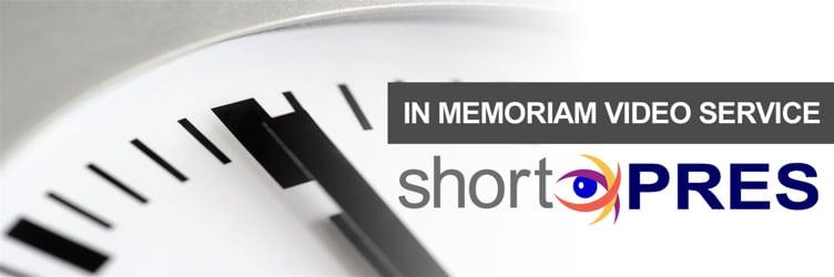 In Memoriam video herinneringen