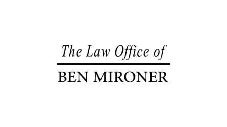The Law Office of Ben Mironer