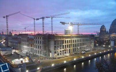 Berliner Schloss - Webcam