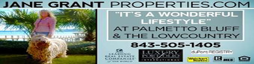 JANE GRANT LUXURY LOW COUNTRY REAL ESTATE