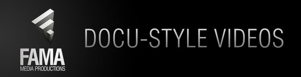 Documentary Style Videos
