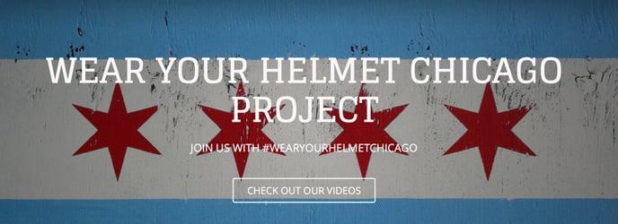 Wear Your Helmet Chicago