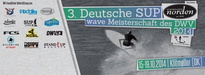 Deutsche SUP Meisterschaften