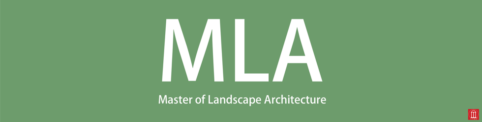 Master of Landscape Architecture