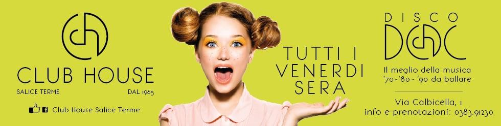 Club House / Salice Terme