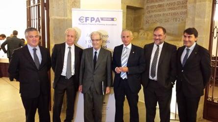IV EFPA Congress 2014 (9 y 10 de octubre, Santiago de Compostela)