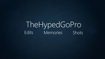 TheHypedGoPro™