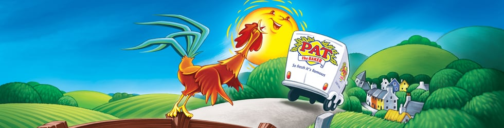 Pat The Baker Ads