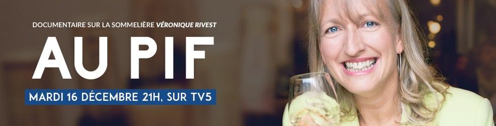Au pif, un documentaire sur la sommelière Véronique Rivest