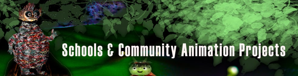 Community and Schools Animation Projects
