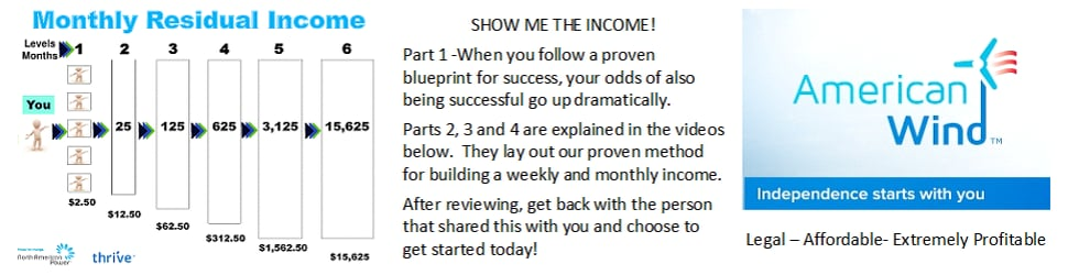 Show Me The Income- 2SimpleSteps