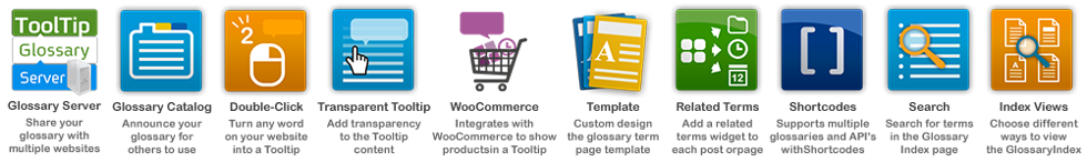 CM Glossary Tooltip WordPress plugin tutorials by CreativeMinds