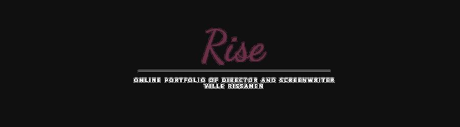 RISE Showreel