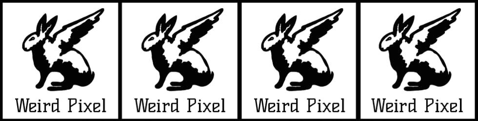 Weird Pixel Party