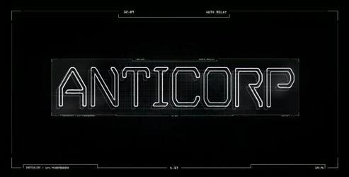 Anticorp Visual Artist