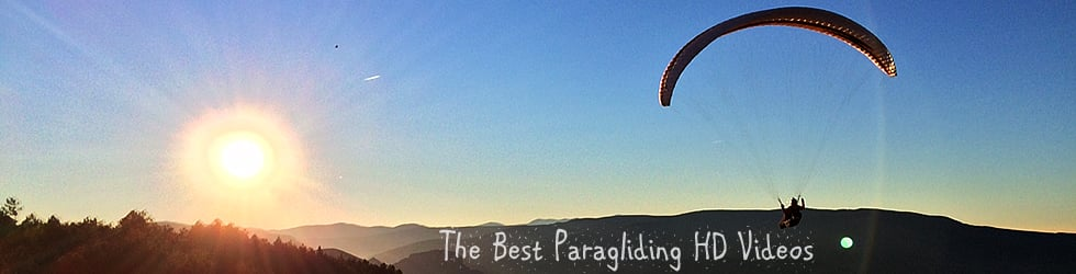 The Best Paragliding HD Videos