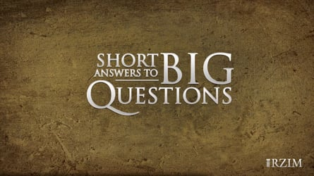 Short Answers to Big Questions