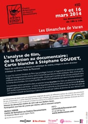 Carte blanche à Stéphane Goudet