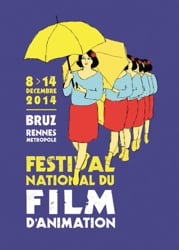 21e Festival national du film d'animation