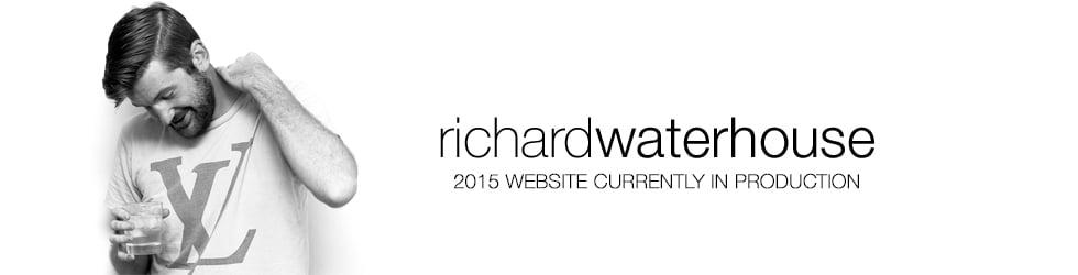 Richard Waterhouse - 2015 Website in Production