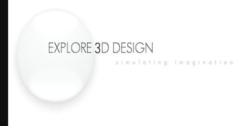 Explore 3D Design